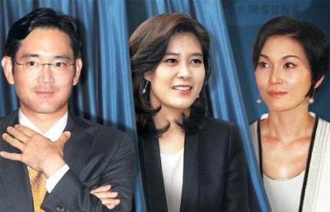 Nữ đại gia phía sau ông chủ tập đoàn Samsung - 3