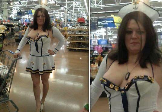 """""""Cười vỡ bụng"""" với những thảm họa thời trang siêu thị - 13"""