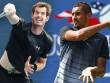 """US Open ngày 2: Murray loại """"ngựa chứng"""" Kyrgios"""