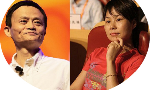 Jack Ma làm tỉ phú, con trai ra đường đi bụi - 1