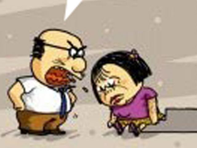 """Truyện tranh: Cách hay xả """"xì trét"""" cho chàng sợ vợ"""