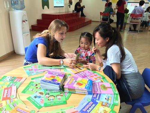 Touch English - giải pháp đột phá dành riêng cho trẻ mầm non VN - 1