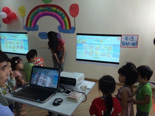Touch English - giải pháp đột phá dành riêng cho trẻ mầm non VN - 4