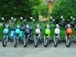 Xe đạp điện rộn ràng mùa tựu trường