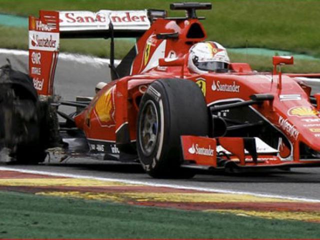 Italian GP 2015: Tâm điểm phân hạng, vị trí xuất phát
