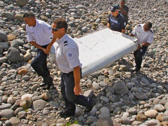Pháp xác nhận cánh phụ máy bay trôi dạt là của MH370