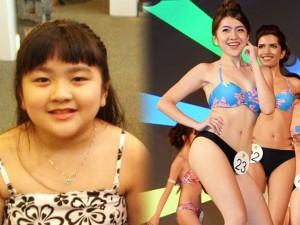 Thiếu nữ bị bắt nạt vì béo phì thành Á hậu Singapore
