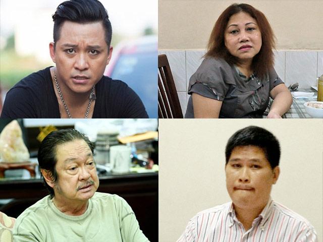 4 sao Việt vướng tai tiếng nợ nần