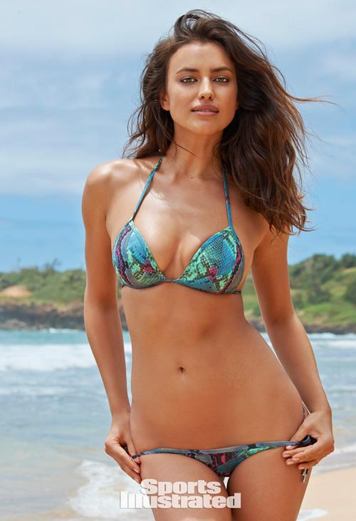 Siêu mẫu xứ Bạch Dương - Irina Shayk hiện đang rất nổi tiếng