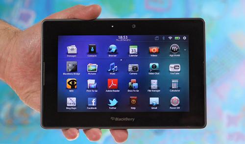 Máy tính bảng BlackBerry PlayBook giá chỉ từ 1,3 triệu đồng - 4