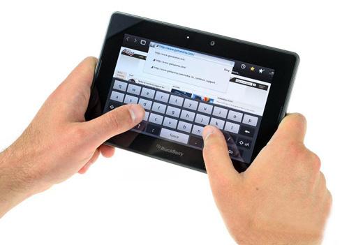 Máy tính bảng BlackBerry PlayBook giá chỉ từ 1,3 triệu đồng - 5
