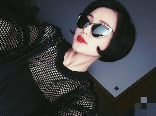 Hot girl - nữ diễn viênTâm Tít