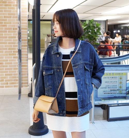 """4 mẫu áo khoác mùa thu mặc là đẹp khỏi lo bị """"chê"""" -1"""