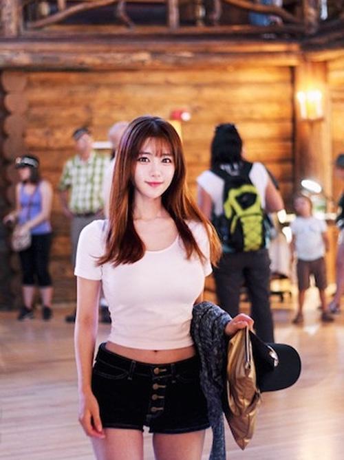 """4 hot girl Hàn Quốc có dáng sexy """"không thể tin nổi"""" - 4"""