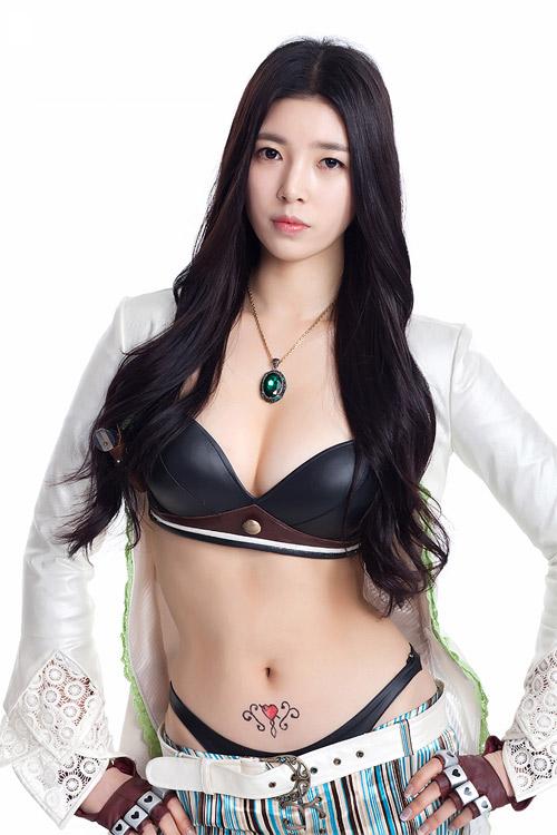 """4 hot girl Hàn Quốc có dáng sexy """"không thể tin nổi"""" - 8"""