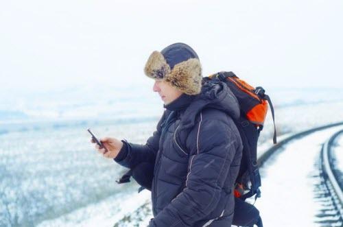 iPhone sợ thời tiết quá nóng hoặc quá lạnh.