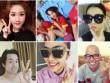 Sao Việt và các kiểu tạo dáng selfie cực đáng yêu