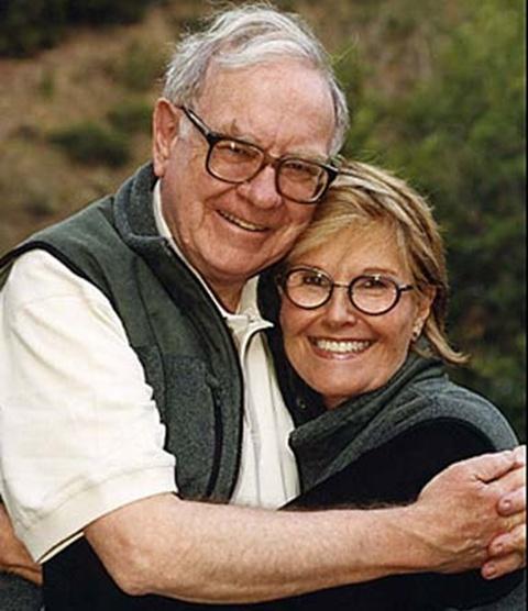 Chuyện 2 người vợ của tỷ phú Warren Buffett - 2