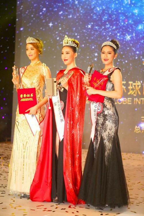 Tân hoa hậu Trần Lạc Duy không được đánh giá cao về nhan sắc