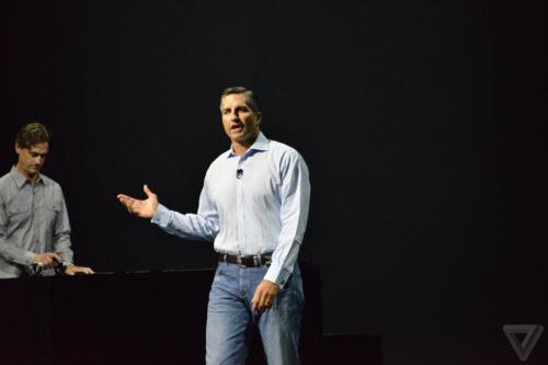 TRỰC TIẾP sự kiện Apple ra mắt iPhone 6S và 6S Plus (P2) - 10