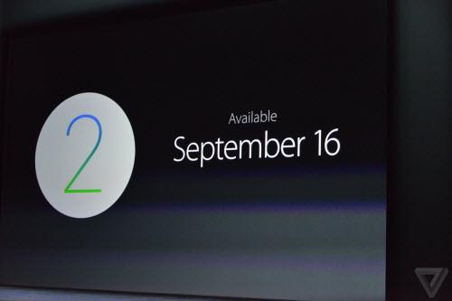 TRỰC TIẾP sự kiện Apple ra mắt iPhone 6S và 6S Plus (P2) - 8