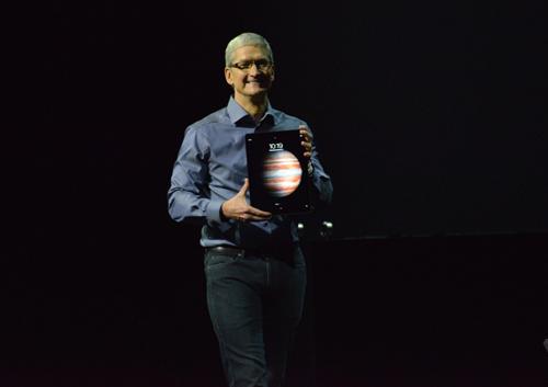Apple iPad Pro trình làng: Màn hình siêu khủng - 1