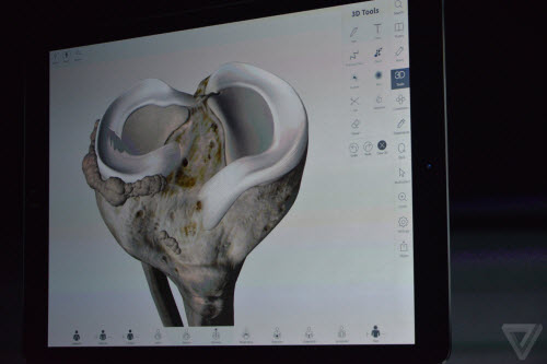 Apple iPad Pro trình làng: Màn hình siêu khủng - 2