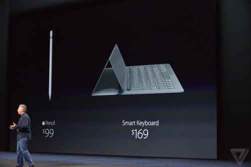 Apple iPad Pro trình làng: Màn hình siêu khủng - 3