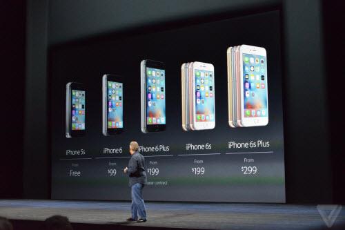 TRỰC TIẾP sự kiện Apple ra mắt iPhone 6S và 6S Plus (P3) - 1