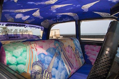 """Ấn tượng với """"taxi nghệ thuật"""" tuyệt đẹp tại Ấn Độ - 8"""