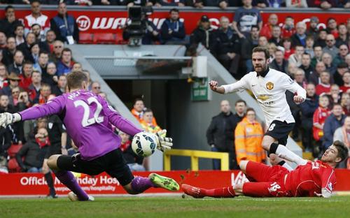 """Thống kê MU - Liverpool: Chờ """"tiệc"""" bàn thắng - 1"""