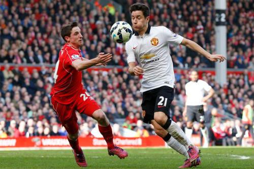 """Thống kê MU - Liverpool: Chờ """"tiệc"""" bàn thắng - 2"""