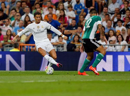 """Espanyol – Real: """"Giải khát"""" thôi, Ronaldo! - 2"""