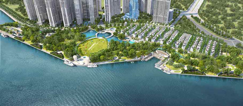 Khai trương nhà mẫu dự án ven sông lớn nhất TP.HCM - 4