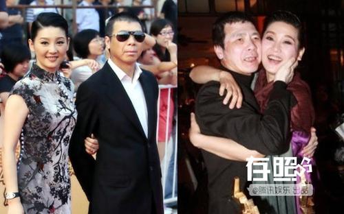 Những cặp vợ đẹp chồng xấu của showbiz Hoa – Hàn - 4