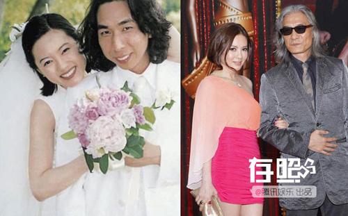 Những cặp vợ đẹp chồng xấu của showbiz Hoa – Hàn - 6