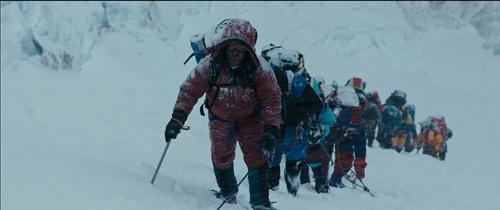 """Sao phim """"Kẻ hủy diệt"""" tái hiện thảm họa leo núi - 2"""