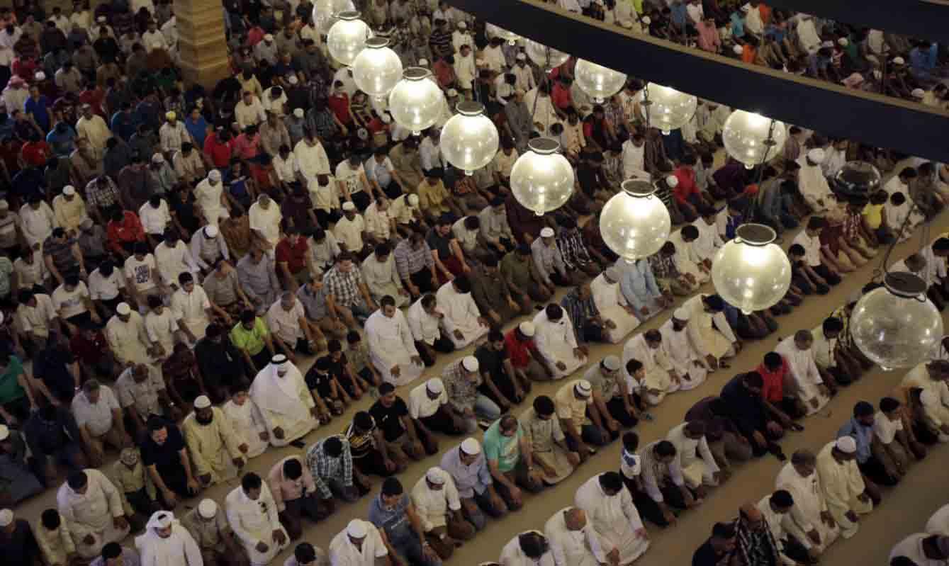 Hiện trường sập cần cẩu tại thánh đường Hồi giáo lớn nhất thế giới - 12