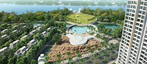 Công viên Vinhomes Central Park- Nơi hiện thực hóa giấc mơ của người Việt - 2