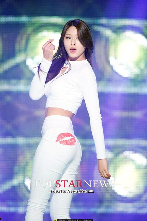 """Thần tượng có dáng """"vạn người mê"""" mới của Hàn Quốc - 10"""