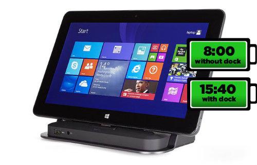 """Điểm danh 10 tablet giá mềm có pin """"khủng"""" nhất - 10"""