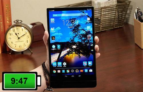 """Điểm danh 10 tablet giá mềm có pin """"khủng"""" nhất - 7"""