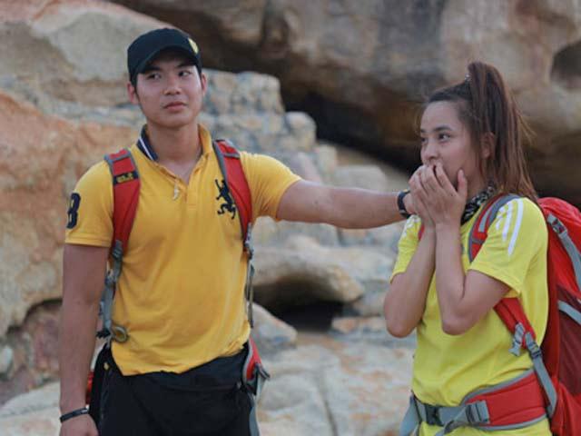 Nam Thành, Hải Băng bất ngờ dừng bước ở Cuộc đua kỳ thú