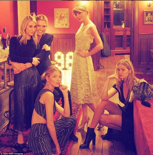 Những bất động sản triệu đô của Taylor Swift - 2