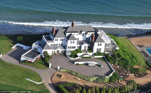 Những bất động sản triệu đô của Taylor Swift - 11