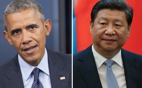 """TT Obama gửi """"thông điệp rắn"""" tới Chủ tịch Tập Cận Bình - 1"""