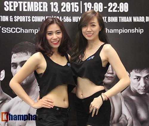 """Võ sĩ """"dọa"""" đối thủ trước giải boxing đỉnh cao ở Việt Nam - 9"""