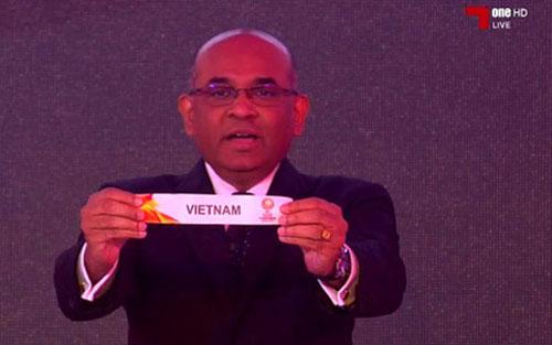 """Bốc thăm U23 châu Á: Việt Nam """"dễ thở"""", Thái Lan gặp khó - 4"""