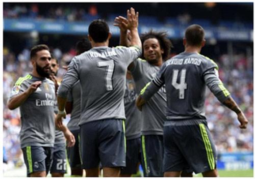 "Espanyol – Real: ""Cơn điên"" của Ronaldo - 1"