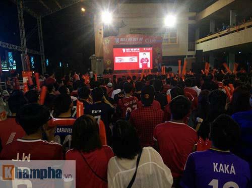 """Chi tiết MU - Liverpool: Xứng danh """"derby Đỏ"""" - 13"""